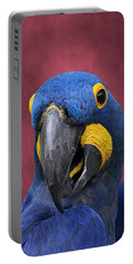 Cheeky Macaw Portable Battery Charger
