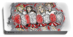 Cheerleading Portable Battery Charger