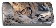 Cheetah And Friends Portable Battery Charger