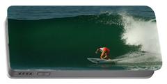 Chelsea Roett Surfer Girl Portable Battery Charger