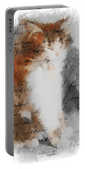 Cher Chat ... Portable Battery Charger