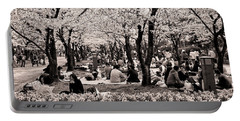 Cherry Blossom Festival Portable Battery Charger