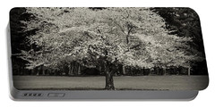 Cherry Blossom Tree - Ocean County Park Portable Battery Charger