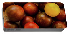Cherry Heirloom Tomatoes Portable Battery Charger