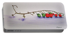 Cherry Tomatoe Vine Portable Battery Charger