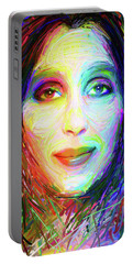 Cheryl Sarkisian Portable Battery Charger