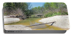 Portable Battery Charger featuring the photograph Chesapeake Tributary by Charles Kraus