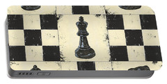 Chess Pieces Portable Battery Charger