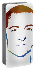 Chester Bennington Color Tribute Portable Battery Charger