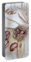 Chestnuts Portable Battery Charger