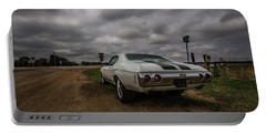 Chevelle Ss Portable Battery Charger