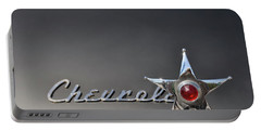 Chevrolet  Portable Battery Charger by Andrea Kollo