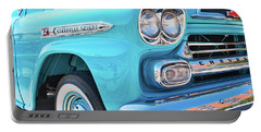 Chevrolet Apache Truck Portable Battery Charger