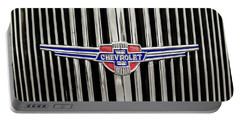 Chevrolet Portable Battery Charger by Caitlyn Grasso