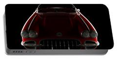 Chevrolet Corvette C1 - Front View Portable Battery Charger