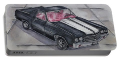 Chevy 1970 El Camino Portable Battery Charger