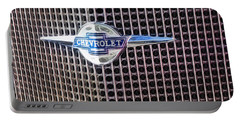 Chevy Bowtie Portable Battery Charger