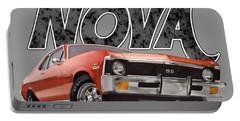Chevy Nova Portable Battery Charger