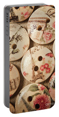 Chic Button Boutique Portable Battery Charger