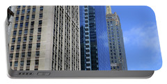 Portable Battery Charger featuring the photograph Chicago 2016 3 by Tina M Wenger