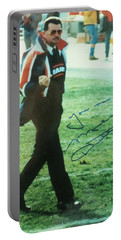 Mike Ditka Chicago Bears Head Coach Portable Battery Charger