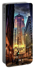 Chicago Board Of Trade Portable Battery Charger