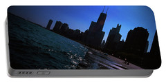 Chicago By The Lake Portable Battery Charger