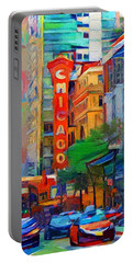 Chicago Colors 3 Portable Battery Charger