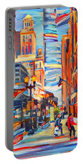Chicago Colors 4 Portable Battery Charger