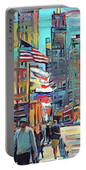 Chicago Colors 5 Portable Battery Charger