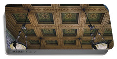 Chicago Cultural Center Staircase Ceiling Portable Battery Charger