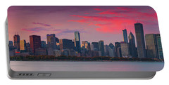 Spirit Of Chicago  Portable Battery Charger