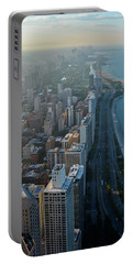 Chicago Gold Coast Portrait Portable Battery Charger