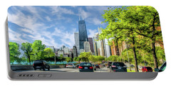 Chicago Lake Shore Drive Portable Battery Charger