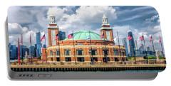Chicago Navy Pier Ballroom Portable Battery Charger
