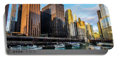 Chicago Navy Pier Portable Battery Charger