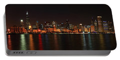 Chicago Panoramic Portable Battery Charger