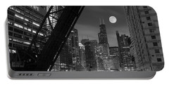Chicago Pride Of Illinois Portable Battery Charger by Frozen in Time Fine Art Photography