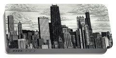 I Love Chicago Volume 1 Portable Battery Charger