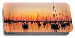 Chicago Sunrise Portable Battery Charger