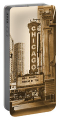 Chicago Theater - 3 Portable Battery Charger