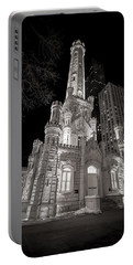 Chicago Water Tower Portable Battery Charger