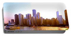 Chicago Waterfront 1 Portable Battery Charger
