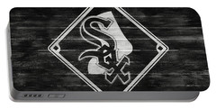 Chicago White Sox Barn Door Portable Battery Charger