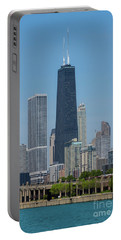 Chicago's John Hancock Portable Battery Charger