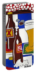 Chichis Y Cervesas Portable Battery Charger