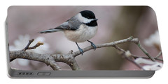 Chickadee - D010026 Portable Battery Charger by Daniel Dempster