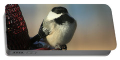 Chickadee Dream Portable Battery Charger