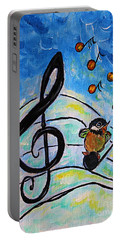 Chickadee Song Bird Portable Battery Charger