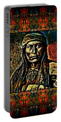Chief Cochise Montage Portable Battery Charger by Wbk